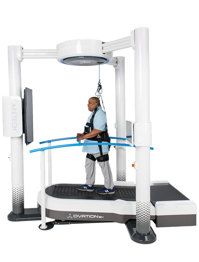 Ovation I Bariatric Physical Therapy - Aretech